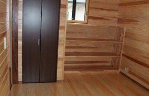 床材 桧 壁材 杉